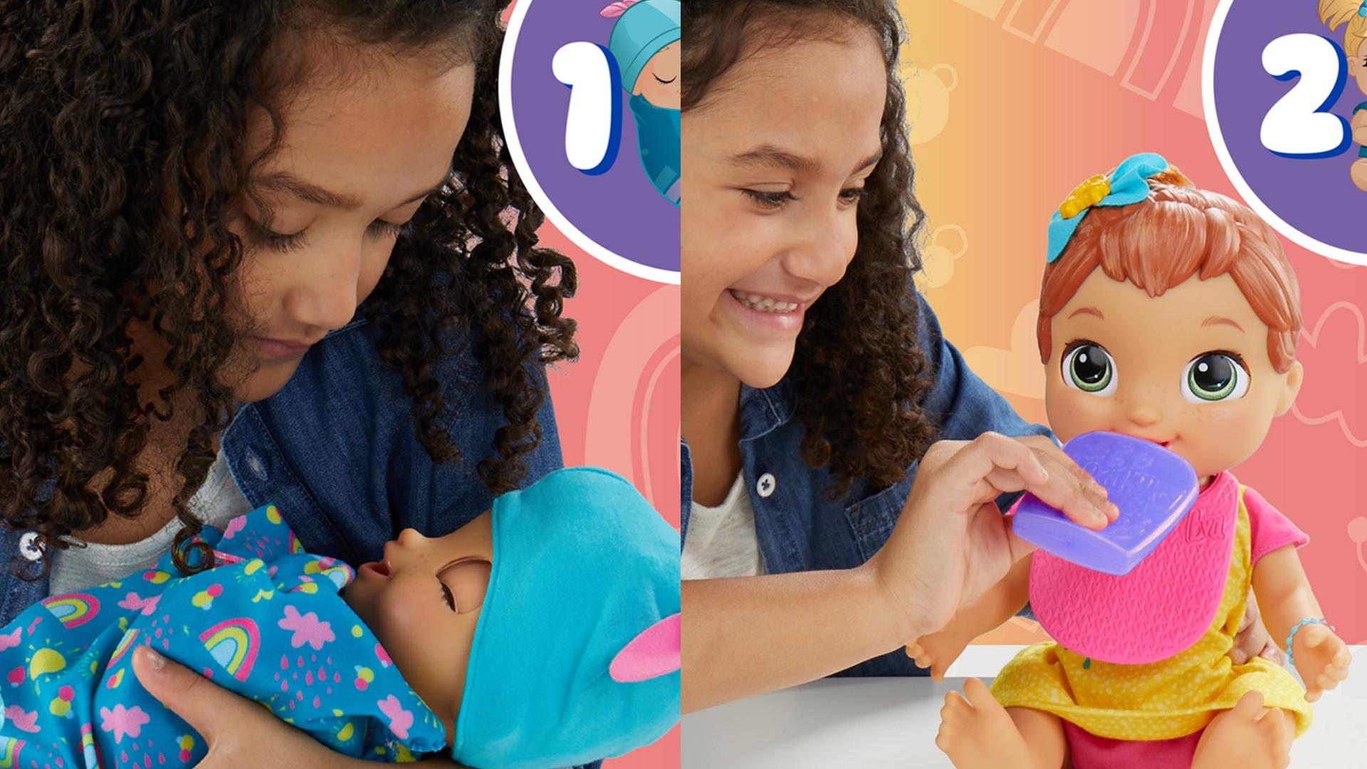 Concurso | ¡Participa por una muñeca Baby Grows Up de Hasbro!